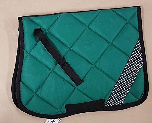 Schabracke Polly Glitzer Satteldecke Minishetty Minipony Shetty Falabella Grün Rot Blau Braun Tysons (Minishetty, Grün)