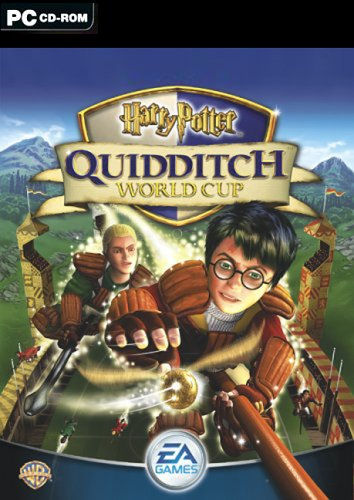 Click for larger image of Harry Potter: Quidditch World Cup (PC)