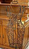 Mannequin de couture/de présentation - fer forgé - style antique...