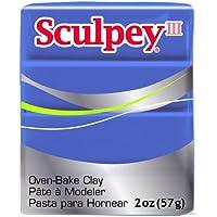 Sculpey III - Argilla da modellare, 56 g, colore: Violetto