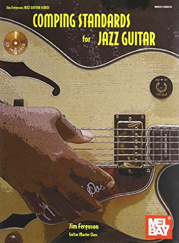 Jim Ferguson: Comping Standards for Jazz Guitar (Book/CD) +CD