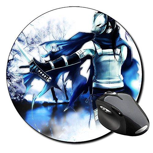 Naruto Alfombrilla Redonda Round Mousepad PC