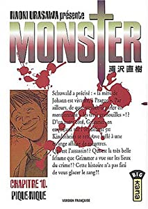 Monster Edition simple Tome 10