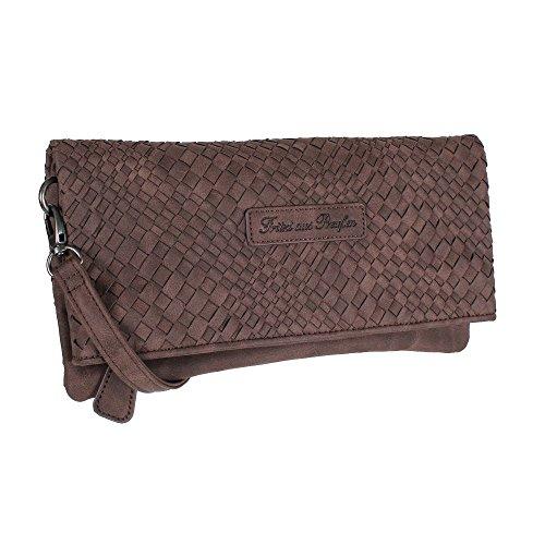 FRITZI AUS PREUßEN Ronja New York Tasche One Size dunkelbeige