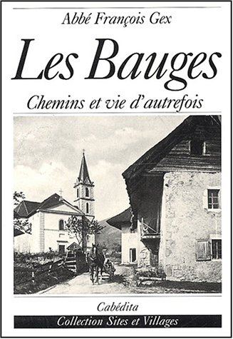 Les bauges par François Gex
