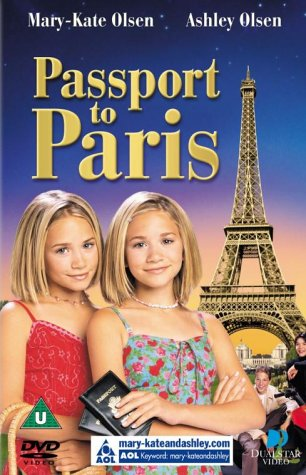 Preisvergleich Produktbild Mary-Kate and Ashley - Passport To Paris [UK Import]