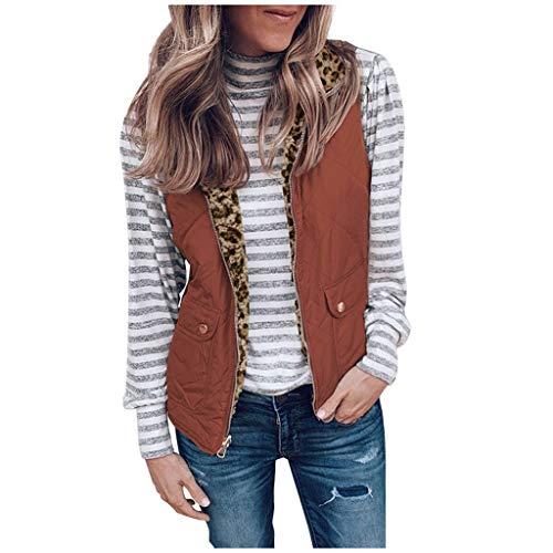Hffan Heißer Elegante Damen Frauen Warme Outwear Vintage Geometric Print Mit Kapuze Taschen Oversize Weste Mantel Jacke Winter Herbst