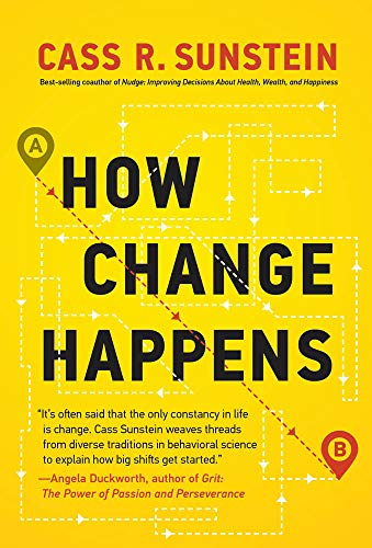 How Change Happens (The MIT Press)