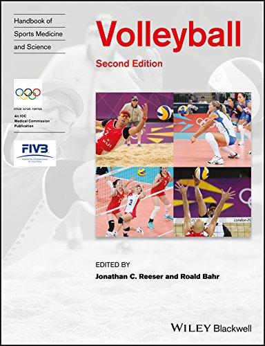 Volleyball / ed. by Jonathan C. Reeser... [et al.]   Reeser, Jonathan C. Editor.