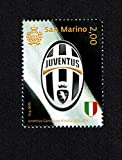 2015 San Marino francobollo scudetto Juventus - LaVecchiaScatola.com - amazon.it