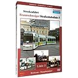 Streckenfahrt: Braunschweiger Straßenbahnlinie 5 [Reino Unido] [DVD]