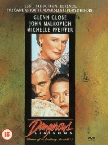 Dangerous Liaisons [1988] [DVD]
