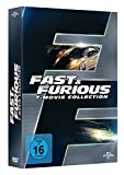Fast & Furious 1-7 - Box [7 DVDs] - Felipe Borrero