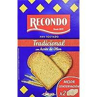 Recondo Pan Tostado Tradicional - 30 Rebanadas