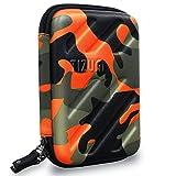 #7: Tizum Gadget Organizer Bag (Camouflage Orange)