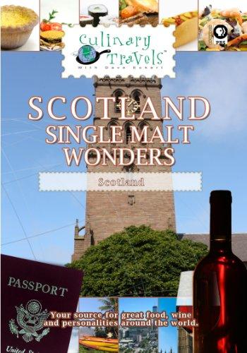 Culinary Travels Scotland-Single Malt Wonders (Single Vine-serie)