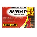 #5: Ben Gay Ultra Strength Pain Relieving Cream - 226g(8oz)