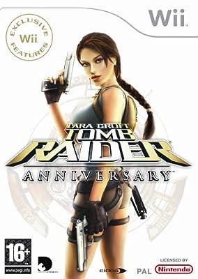 Tomb Raider: Anniversary (Nintendo Wii) from Eidos
