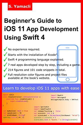 Beginners guide to ios 11 app development using swift 4 ebook beginners guide to ios 11 app development using swift 4 by yamacli serhan fandeluxe Gallery