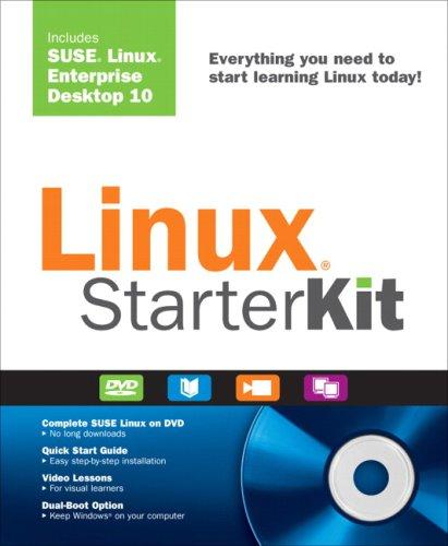 Linux Starter Kit (2nd Edition)