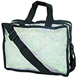 Clear Totes Large Carry All 11 X 8 X 4