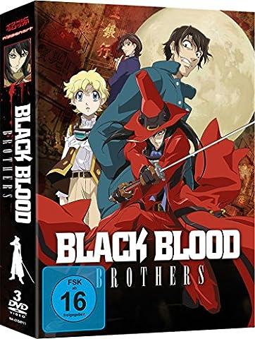 Black Blood Brothers - Gesamtausgabe - DVD-Box (3