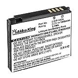 Akku King Batterie pour LG Arena KM900, Viewty KU990, Renoir KC910, Maize KB770, HB620T, U990i   Li Ion remplace LGIP 580A   1000 mAh