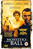Monster's Ball [DVD] [2002] by Halle Berry|Billy Bob Thornton|Heath Ledger|Sean Combs