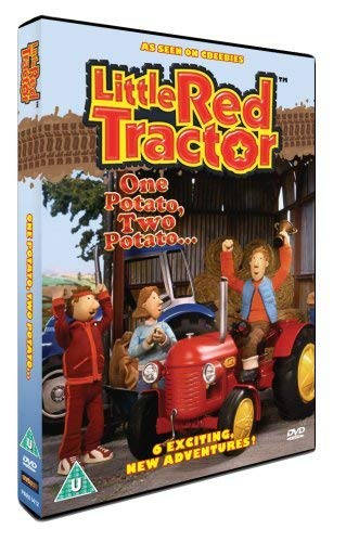 The Little Red Tractor