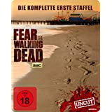 Fear the Walking Dead - Die komplette erste Staffel Steelbook [Blu-ray]