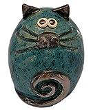 Keramik Katze Geschenk