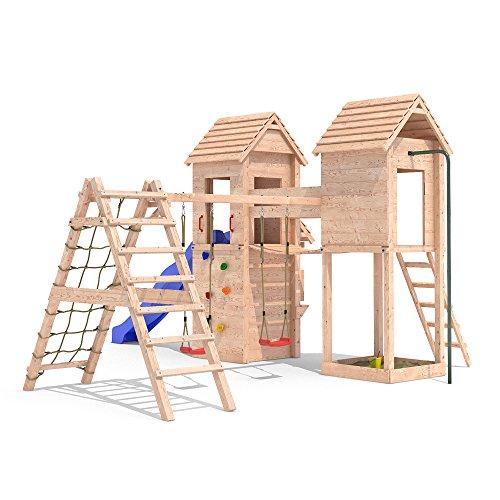 MIRADORI Spielhaus mit Sandkasten