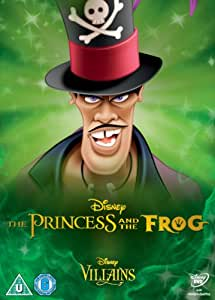 Princess and The Frog (2010) (Special Edition Artwork Sleeve) [DVD]