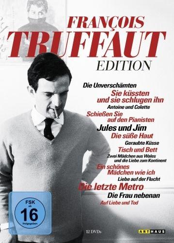 Bild von François Truffaut Edition [12 DVDs]