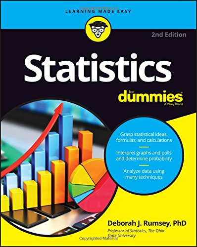 Statistics For Dummies, 2nd Edition (For Dummies (Lifestyle))