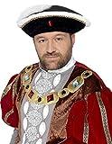 "Smiffy's 24472 ""Henry VIII"" Hat (One Size)"