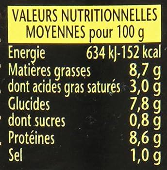 William Saurin Cassoulet Toulousain à La graisse d'Oie 420 g
