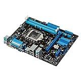 Asus H61M-G Mainboard Sockel 1155 (ATX, Intel H61, 2x DDR3 Speicher, 4x SATA 3Gb/s, 4x USB 2.0, PCIe 2.0)