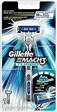 Gillette Mach3 Turbo Rasierer Für Männer