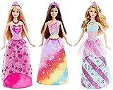 #7: Barbie Fairytale Princess Assortment (SINGLE DOLL), Multi Color