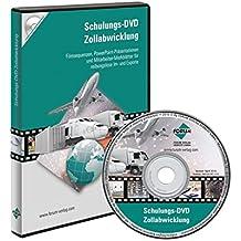 Schulungs-DVD: Zollabwicklung Filmsequenzen, PowerPoint-Präsentationen und Mitarbeiter-Merkblätter für reibungslose Im- und Exporte. 310 Min.