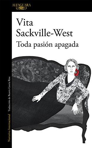 Toda pasión apagada por Vita Sackville-West