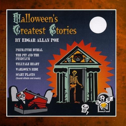 Halloween's Greatest Stories by Edgar Allan Poe (Allan Poe Halloween-edgar)