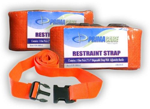 Primacare Haltebändern 1Stück orange