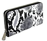 Armani Jeans Geldbörse Geldbeutel Portemonnaie Geschenkbox 9280887 schwarz-weiß