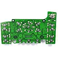 Majome Placa de Circuito Multimedia Keys-E380 para Audi A6L 2005-2011 Q7 2005-2009 Sistema de Control Reparación