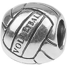 Hunter 925 Sterling Silber Beads Charms Perle Sports Series basisball Olympischen Ringen und Taschenlampe, passend für europäische Schlangenkette Armbänder