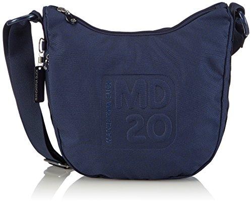 mandarina-duck-womens-md20-tracolla-dress-blue-cross-body-bags-14216tv1-blue-blue-12x28x31-cm-b-x-h-