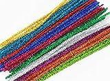 #10: Ziggle100 Pcs Multicolored 12