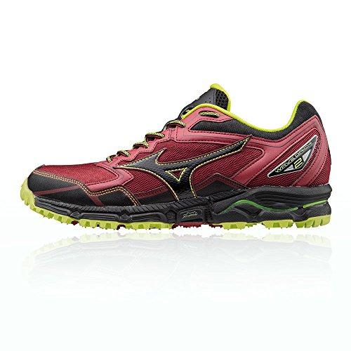 Mizuno Wave Daichi, Chaussures de Running Homme Black